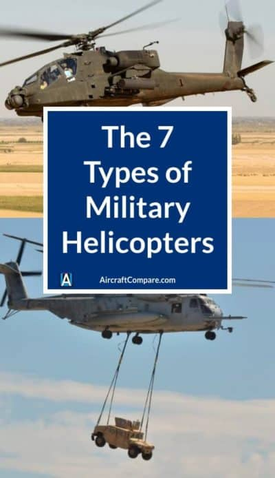 types of military helicopters PIN 2