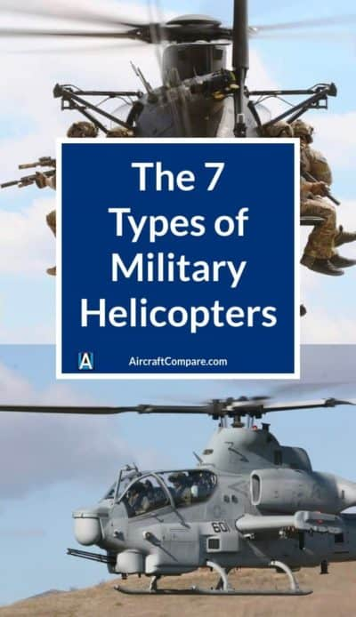 types of military helicopters PIN