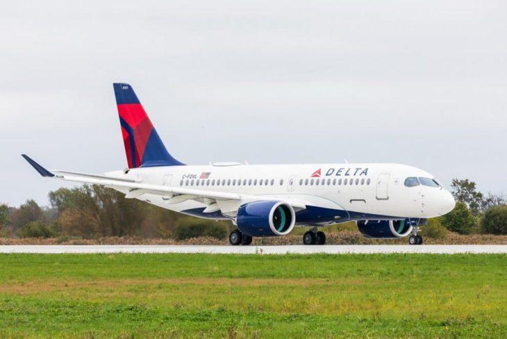 Airbus A220-100 Delta