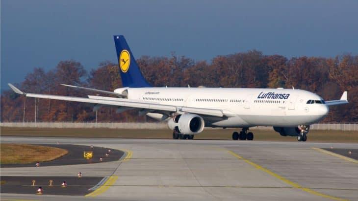 Airbus A330-300 Lufthansa