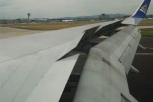 How Airplane Spoilers, Ground Spoilers and Speed Brakes Work