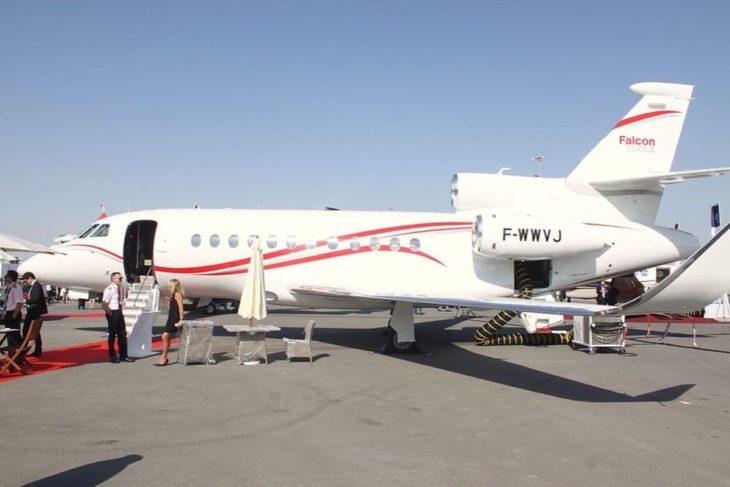 Dassault Falcon 900LX