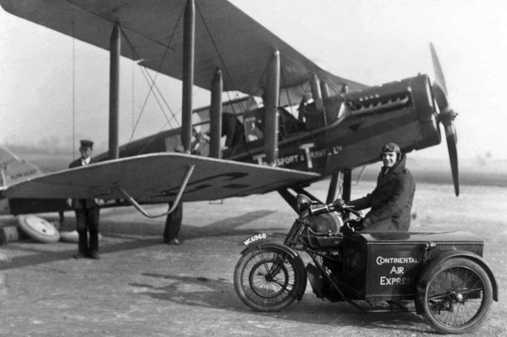 De Havilland Airco DH-16