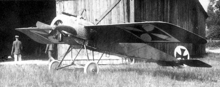 Fokker M5K-MG