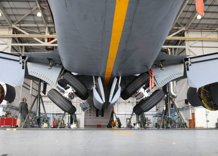 RAF Aircraft Inspection