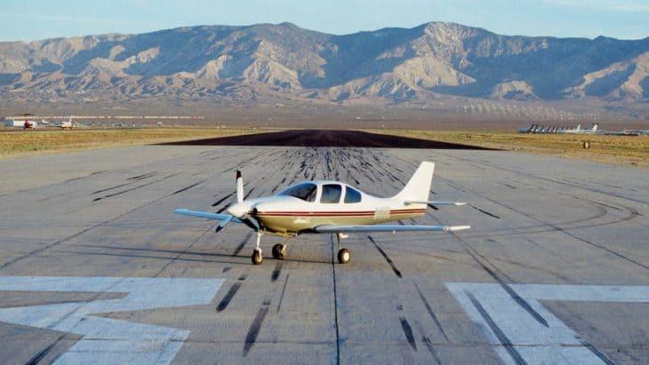 private propeller planes