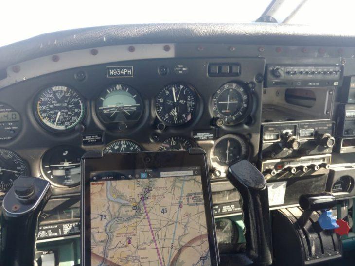 piper cockpit