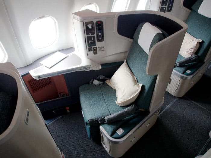 Cathay Pacific - A330-300 - Business Class