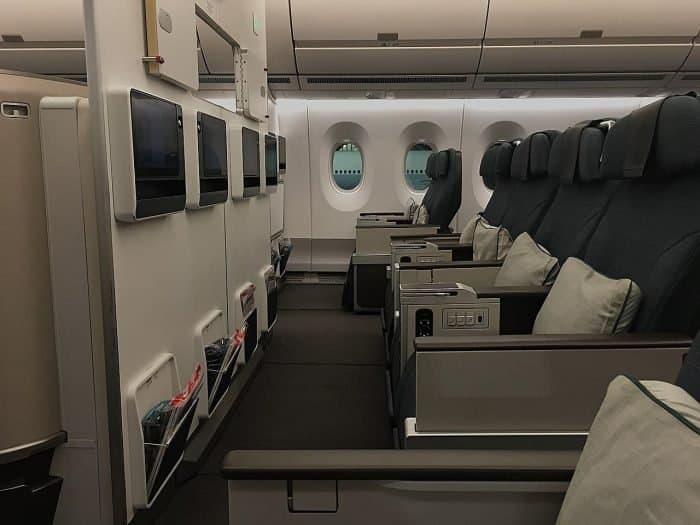 Cathay Pacific A350-900 Premium Economy