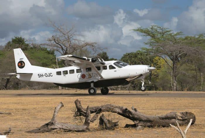 Cessna 208 Caravan - Bush Takeoff