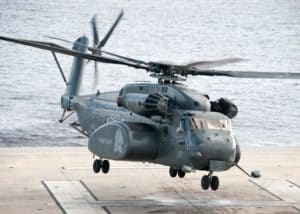 8 Different Types of (US) Navy Helicopters