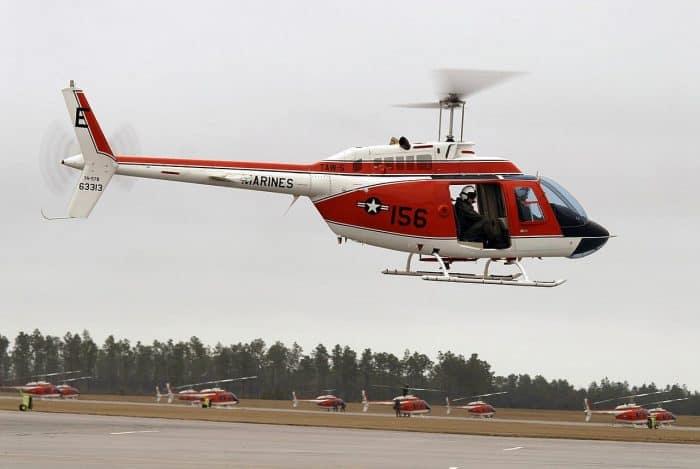 TH-57 Sea Ranger