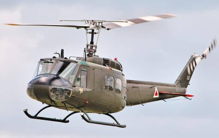 UH-1N Iroquois