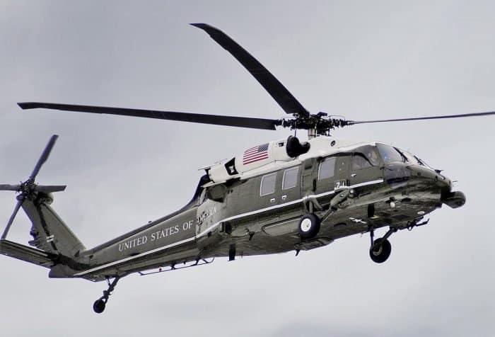 VH-60N Marine One