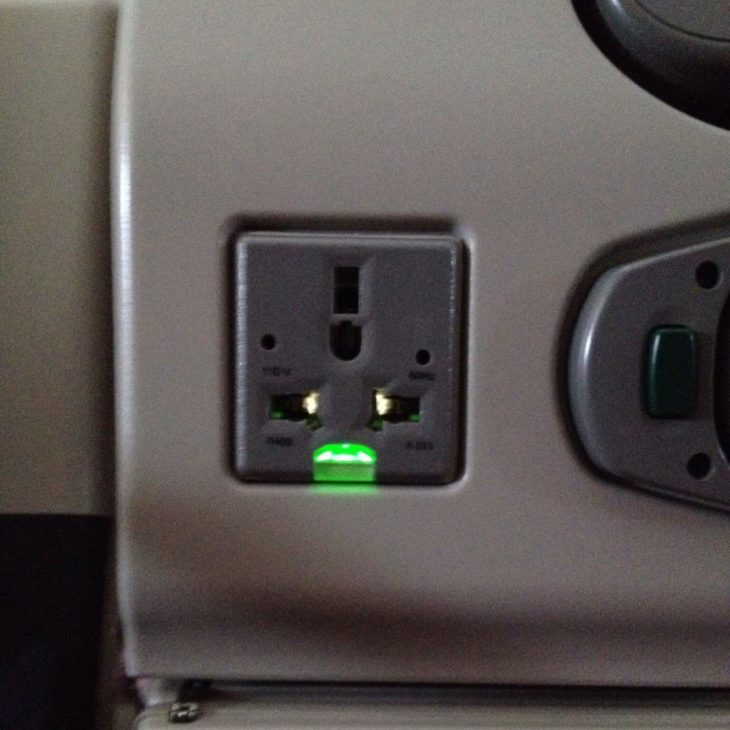 airplane outlet