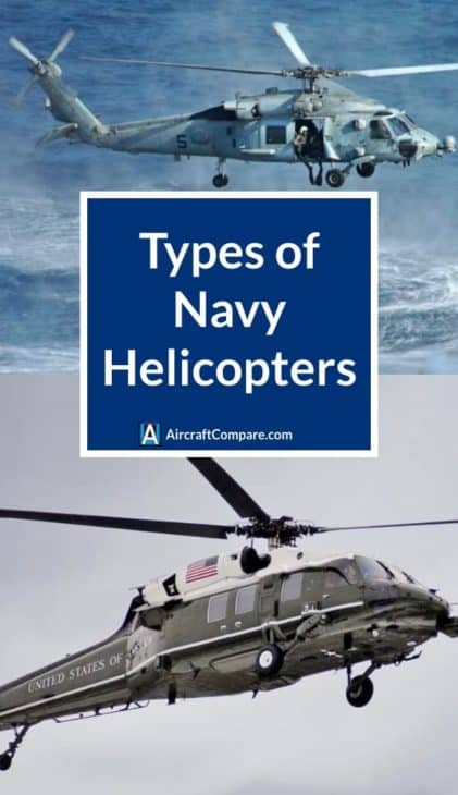 different types of us navy helicopters PIN