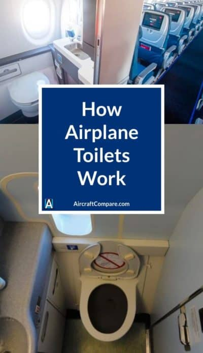 how airplane toilets work PIN