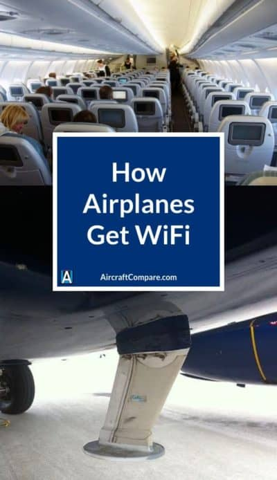 how airplanes get wifi PIN