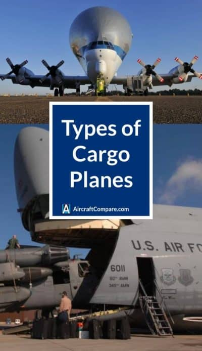 types of military cargo planes PIN