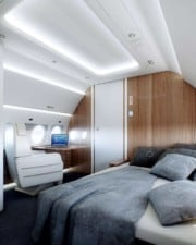 10 Private Jets with Bedrooms For the Ultimate Travel Experience