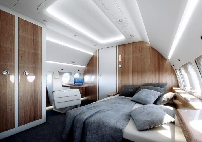 Airplane Bedroom