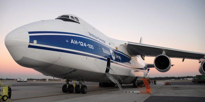 Antonov AN-124 Ruslan
