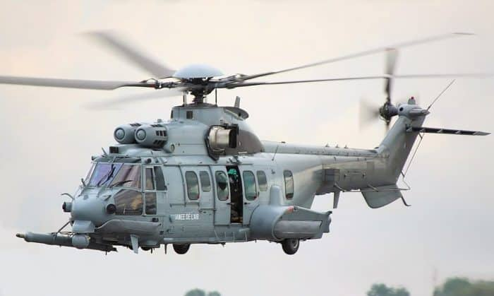 Eurocopter EC 725 Caracal