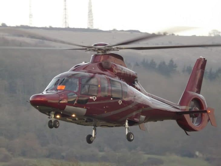 Eurocopter EC155 Helicopter