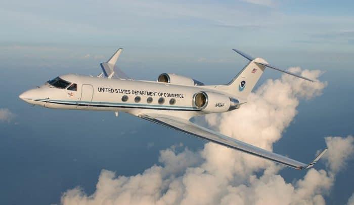 Gulfstream G IV