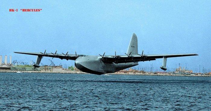 Hughes H-4 Hercules - SPruce Goose