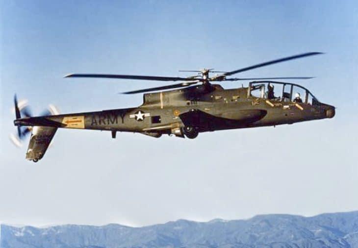 Lockheed AH-56A Cheyenne