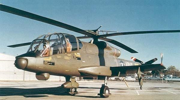 Lockheed AH-56A Cheyenne at Airfield