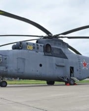 Top 10 Biggest (Military) Helicopters in the World