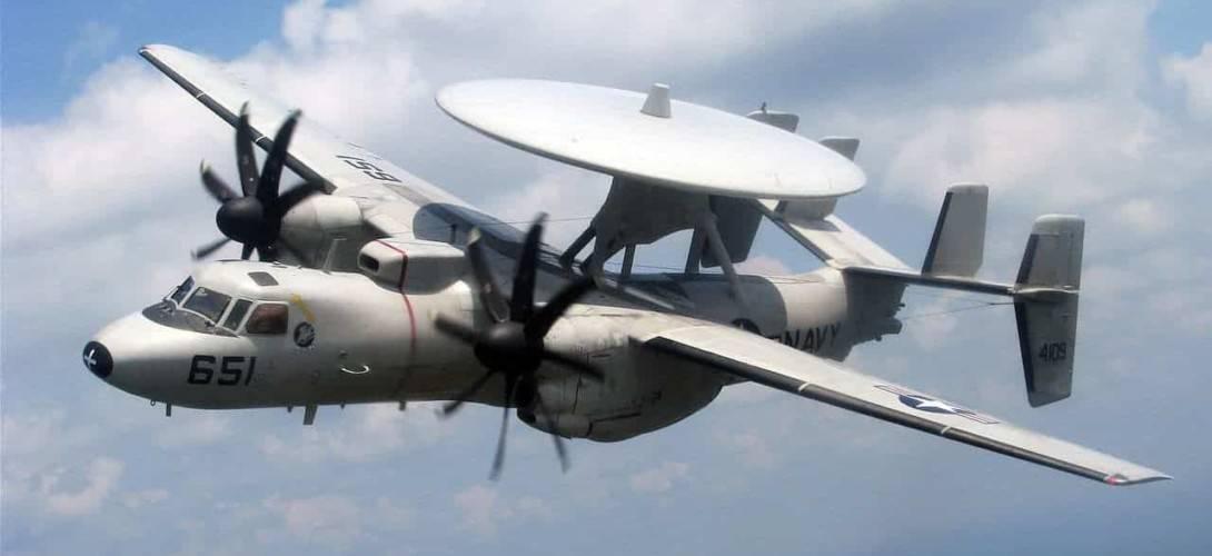Northrup Grumman E-2 Hawkeye - US Navy