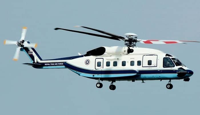 Sikorsky S-92 of The Royal Thai Air Force