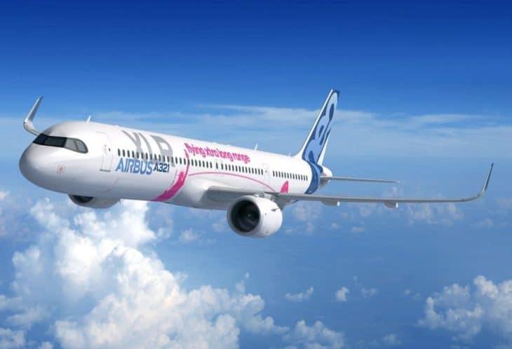 Airbus A321 XLR