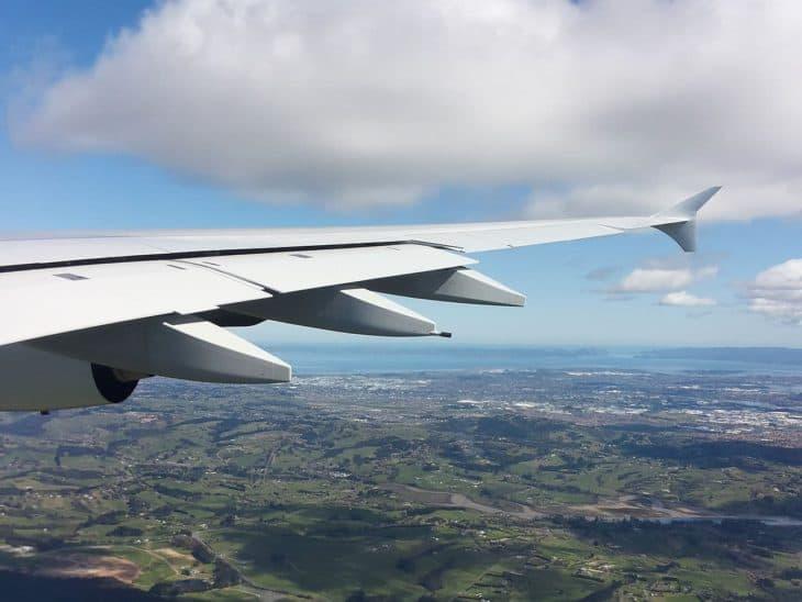 Airbus A380 Fuel Dump Nozzle