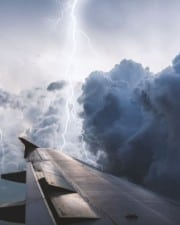 Can Airplanes Fly In Hurricanes, Cyclones and Thunderstorms?