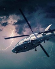 Can Helicopters Fly in Bad Weather Such As Rain, Wind, Snow or Hurricanes?