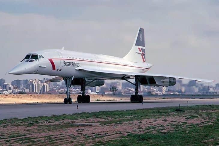 Concorde, British Airways