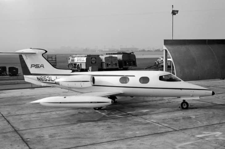 Learjet 24