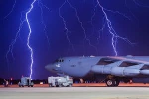 How Do Airplanes Avoid Getting Struck by Lightning?