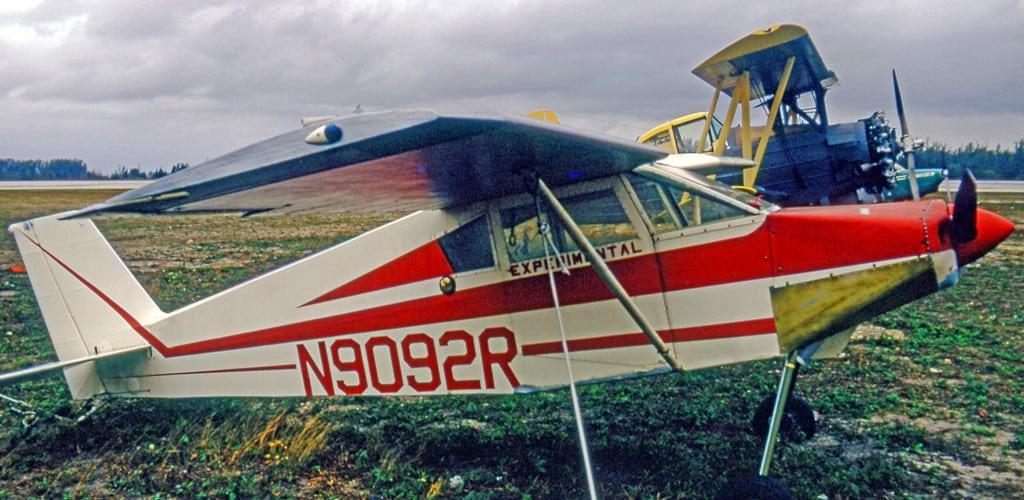 Nesmith Cougar 1C N9092R