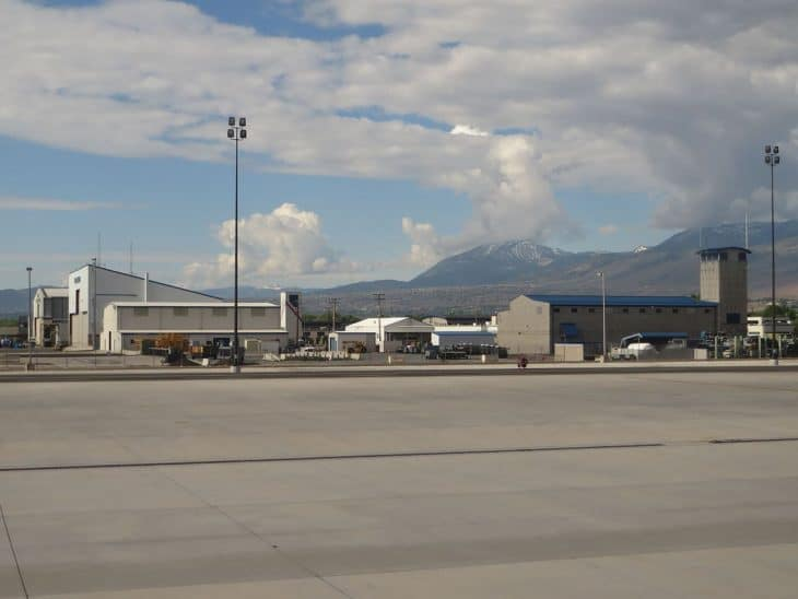 Reno-Tahoe International Airport, Reno, Nevada