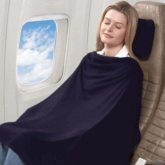 Snuggly Airplane Blanket