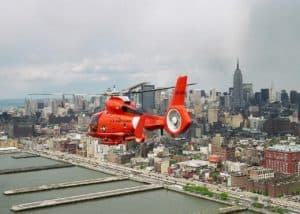 Can Helicopters Fly Over Manhattan, New York City?