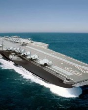 How Fast Can an Aircraft Carrier Travel? (USA vs. The World)