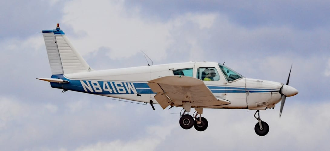 1965 PA 28 180 Piper Cherokee