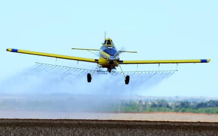 Air Tractor Model 502 aircraft