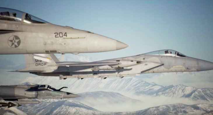 Best games with fighter jets